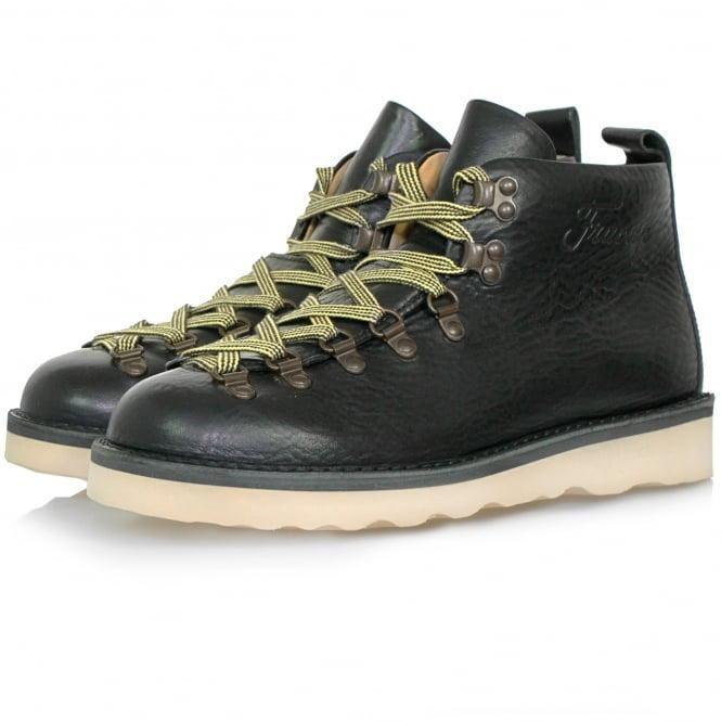 96d7274010e Men's Fracap M120 Natural Vibram Sole Scarponcino Boot in Black/Nero ...