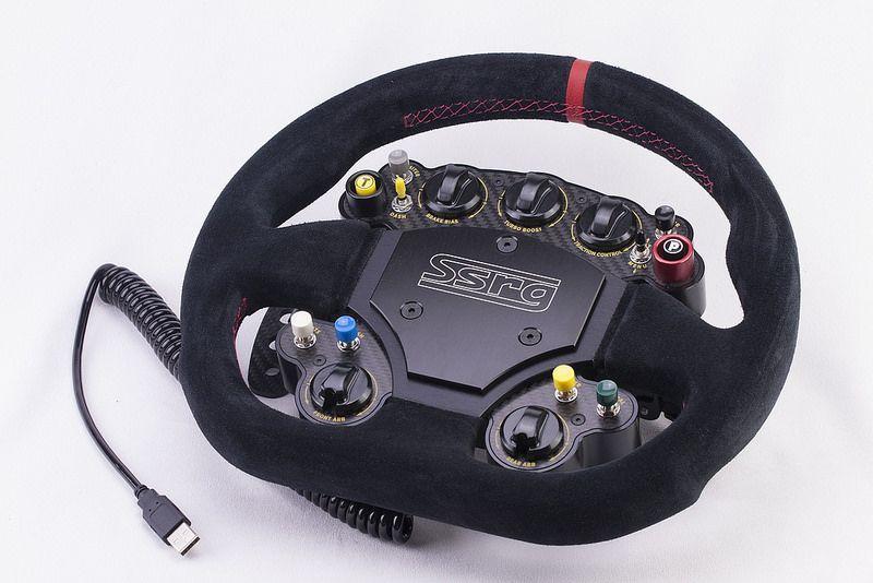 Sim Racing Garage Ssrg Competition 300 Custom Wheel Review Bsimracing Custom Wheels Racing Sims