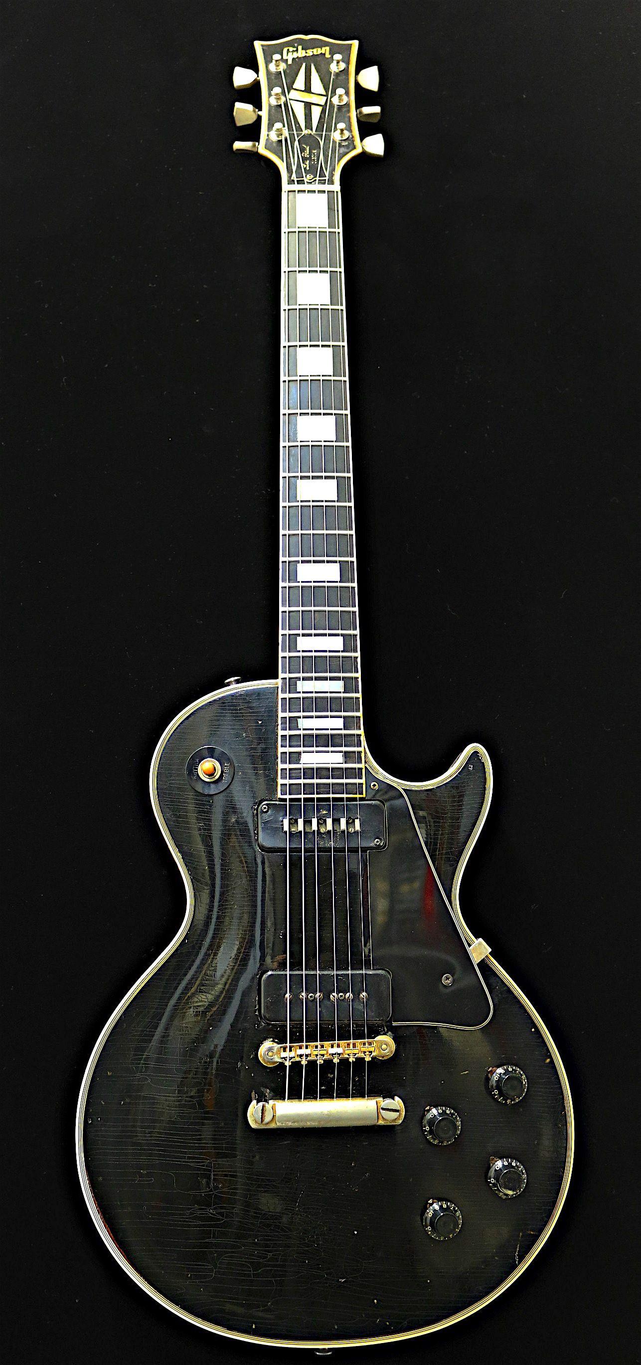 1957 Gibson Les Paul Custom Learn Guitar Pinterest Les Paul