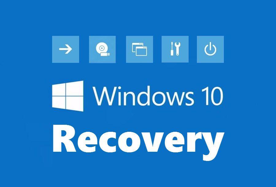create windows 10 repair usb