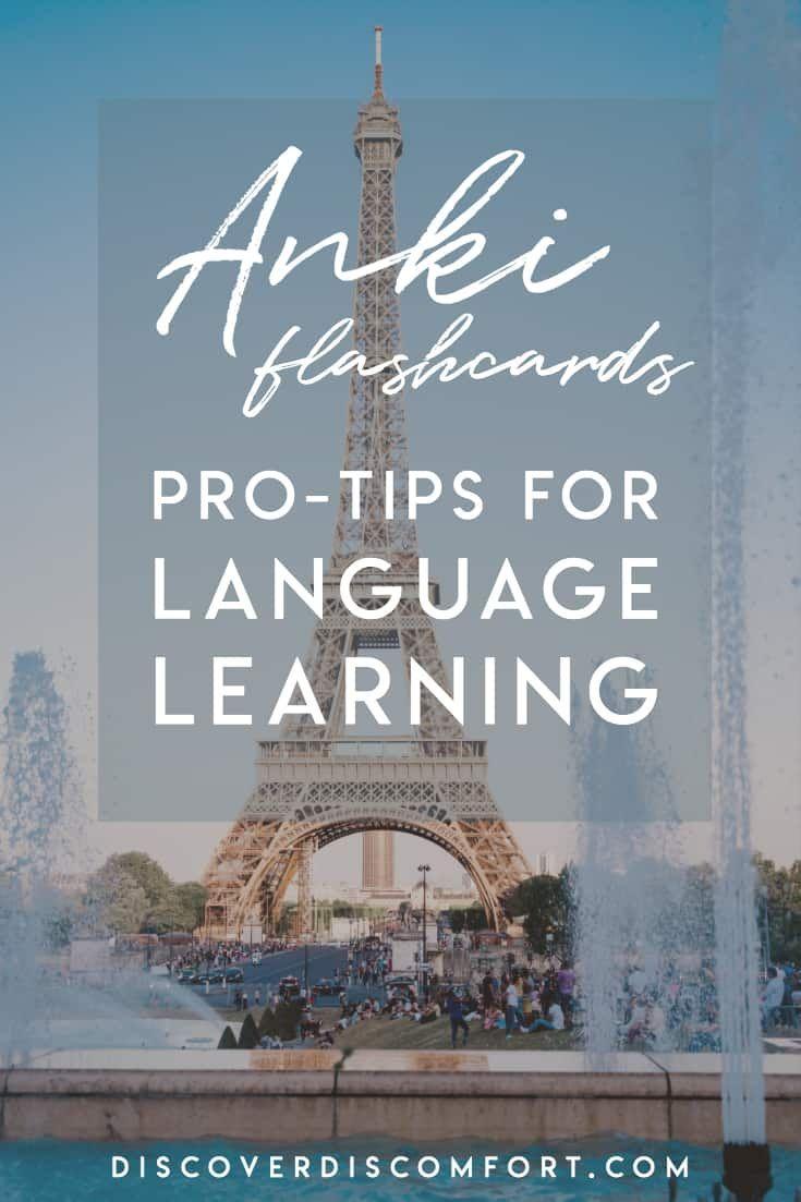 Anki Pro Tips for Language Learners (a FAQ Language