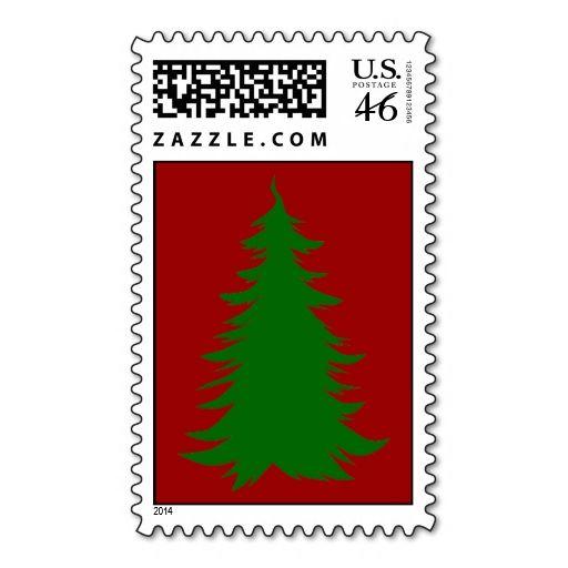 Tree for Christmas Stamps