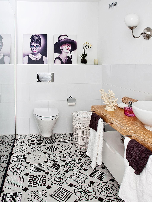 Glamour En El Ba O Con Hidr Ulico Mi Casa Revista