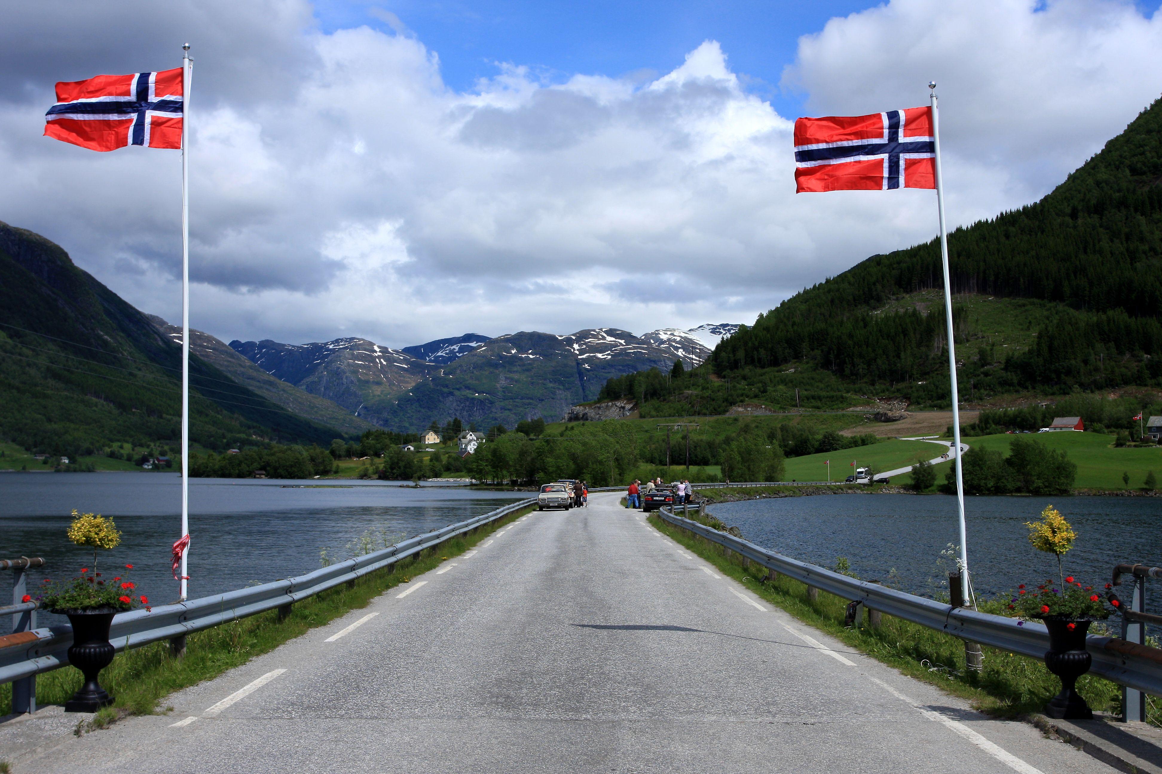Jølster, Sogn og Fjordane, Norway