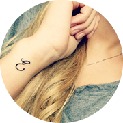 Small Tattoo Ideas and Designs for Women