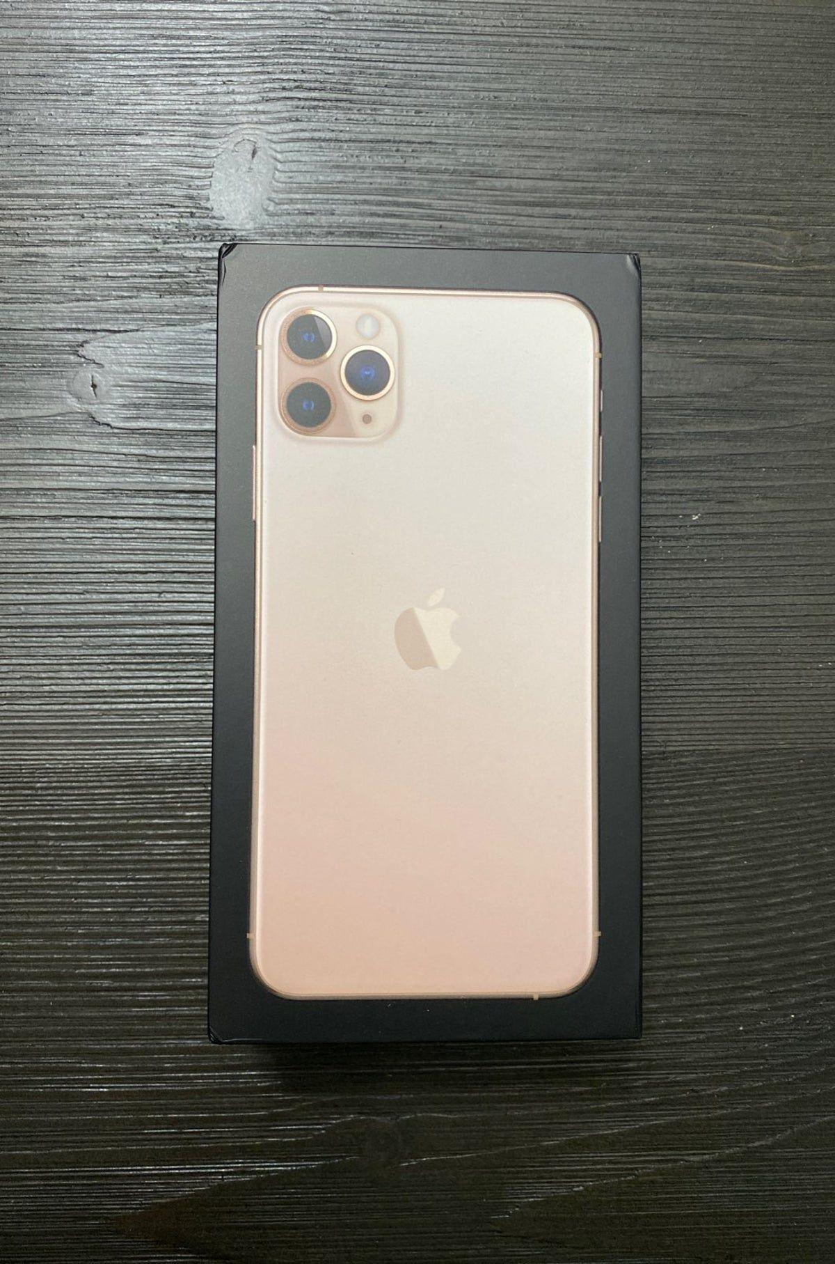 Iphone 11 Pro Max Gold Box Only Iphone Iphone 11 Apple Products