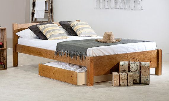London Wooden Bed Frame by Get Laid Beds   Londres, Cabeceras y Pasión