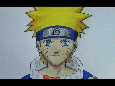 Dibujos De Naruto A Color