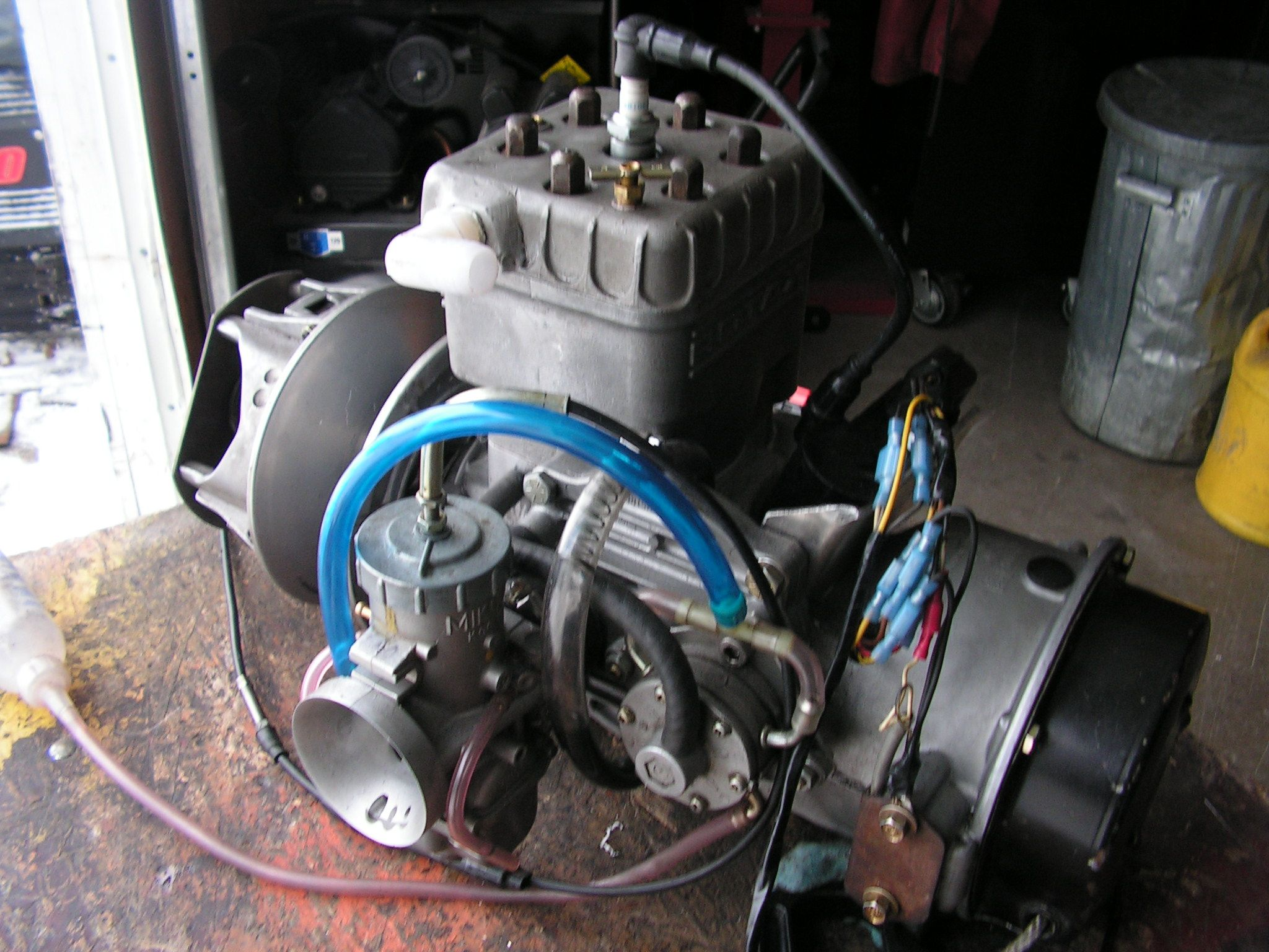 Yamaha 340 Snowmobile Engine Wiring