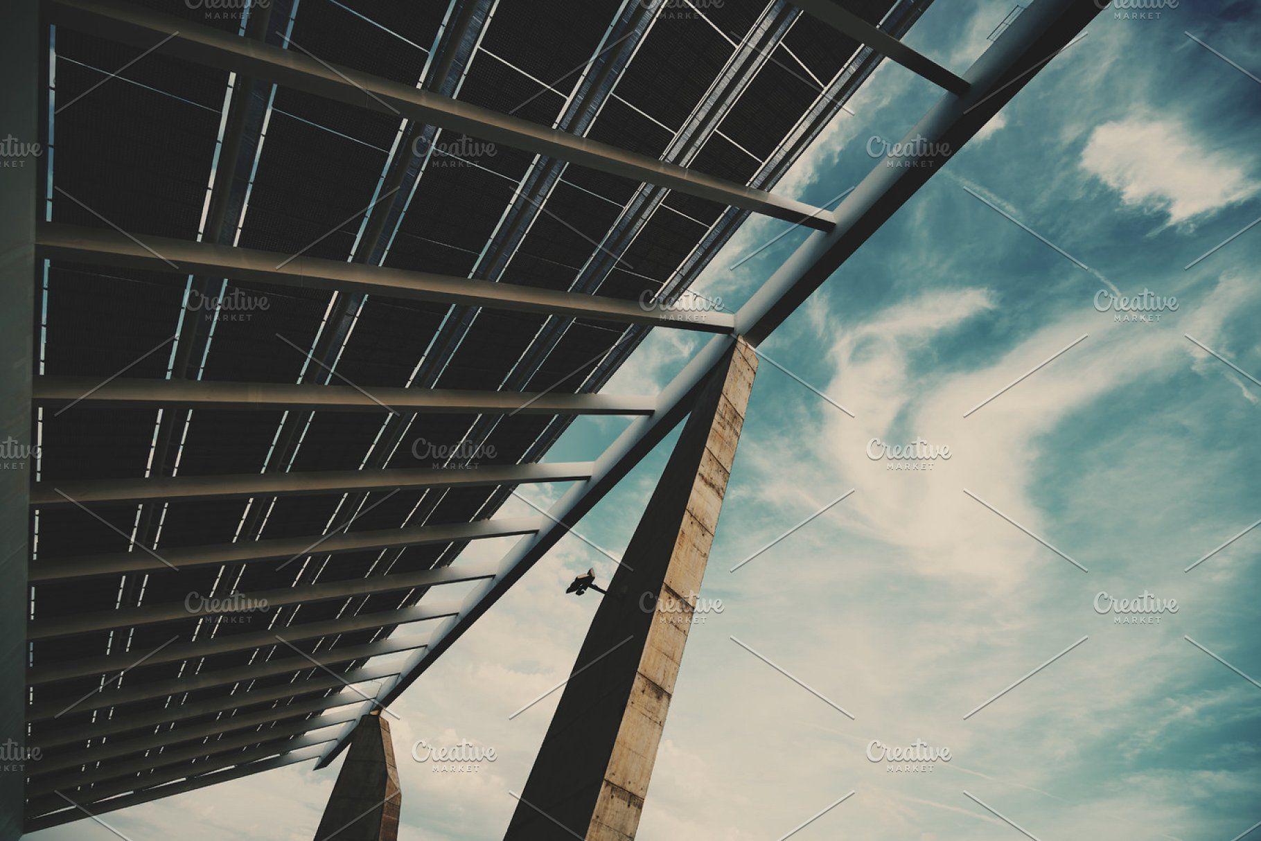 Hi Tech Solar Photovoltaic Panel