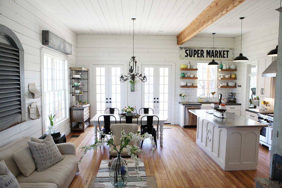 24 Rooms That Perfectly Embody Farmhouse Style