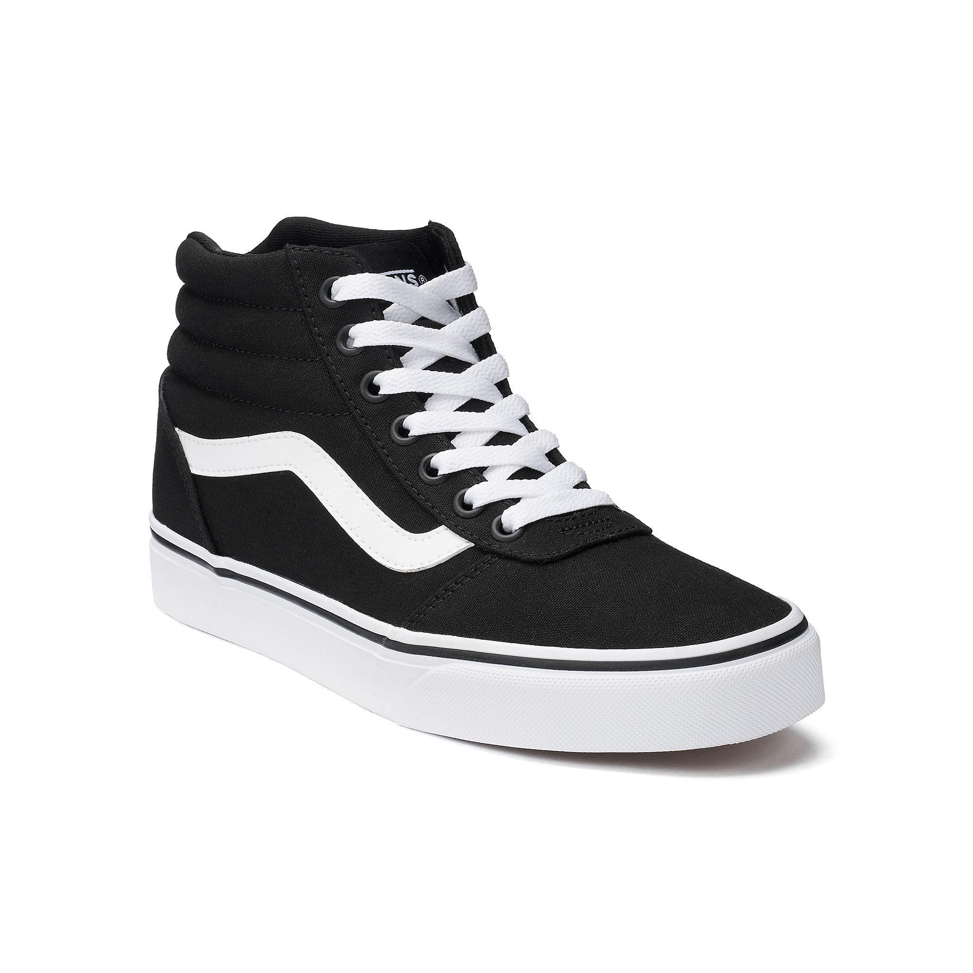 Ward Hi Women US 8.5 Black Skate Shoe