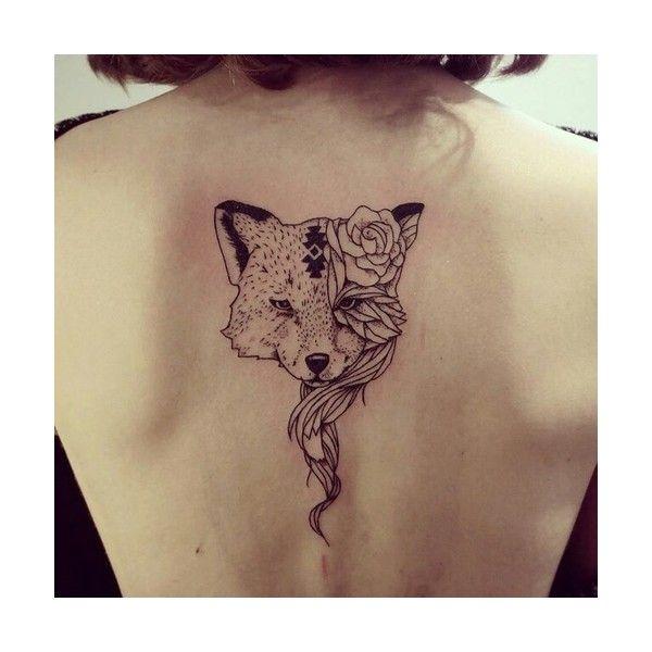 17 Chicas que te harán querer un tattoo en medio de la espalda ❤ liked on Polyvore featuring accessories