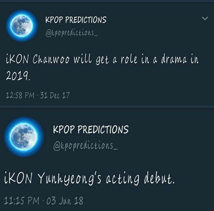 Kpop Predictions about iKON | iKON | Ikon, Ill always love you, Kpop