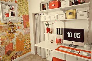 <3 <3 <3 organisation pour scrap, couture, dessin...