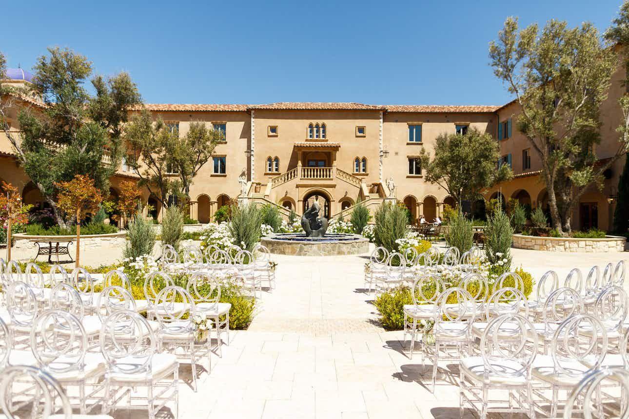 Allegretto vineyard resort paso robles weddings central