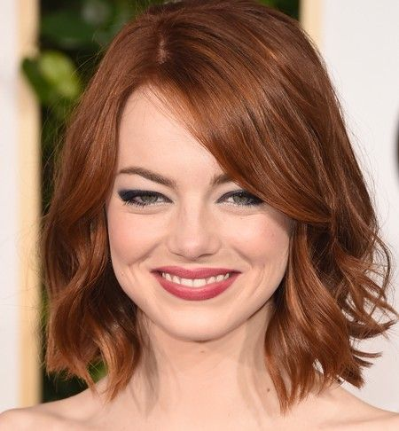6 Best Celebrity Lob Hairstyles for 2016 2016 Hairstyles
