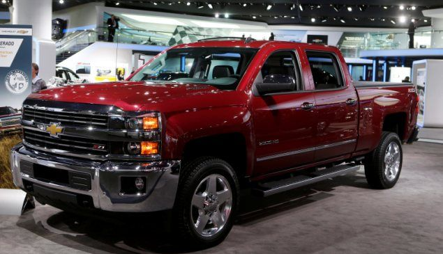 Pickup Truck Blues Us Auto Sales Signal Challenges To Come Cars