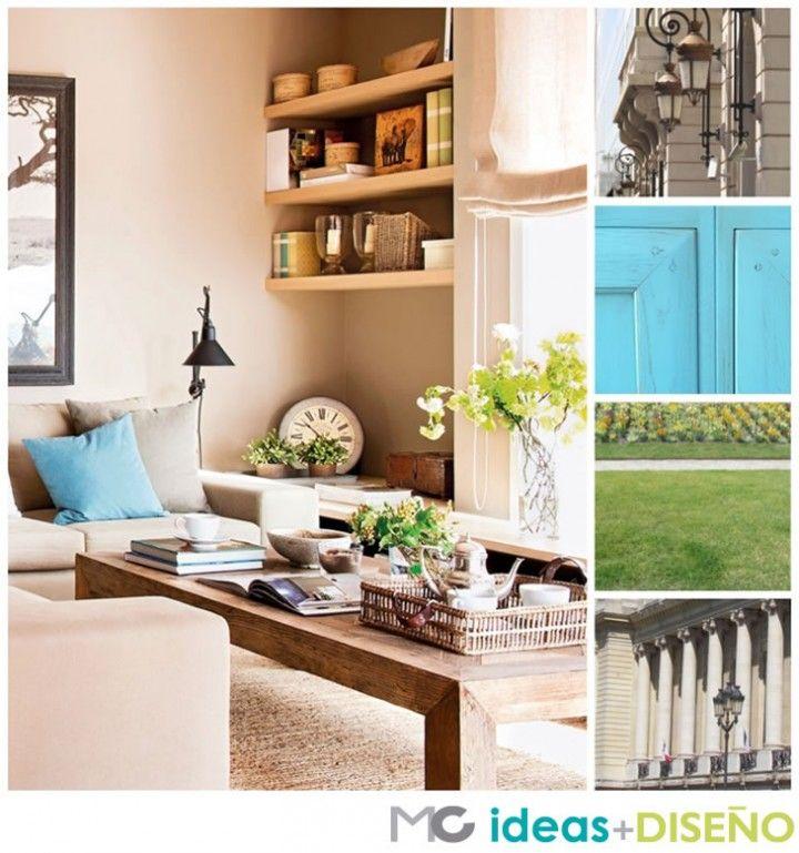 Ideas interiorismo colores neutros paletas de colores for Ideas interiorismo