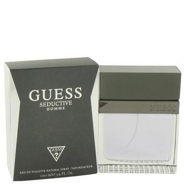 Guess Seductive by Guess Eau De Toilette Spray 3.4 oz