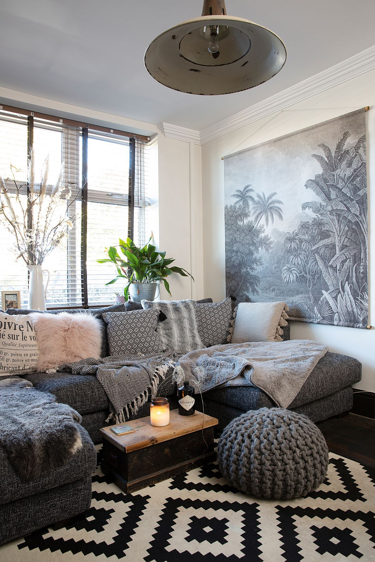 40 Grey Living Room Ideas 2020 To Channel Experiments Simple Living Room Family Room Design Living Room Grey
