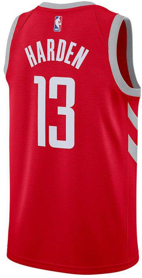 27e62a2be Nike James Harden Houston Rockets City Edition Swingman Jersey