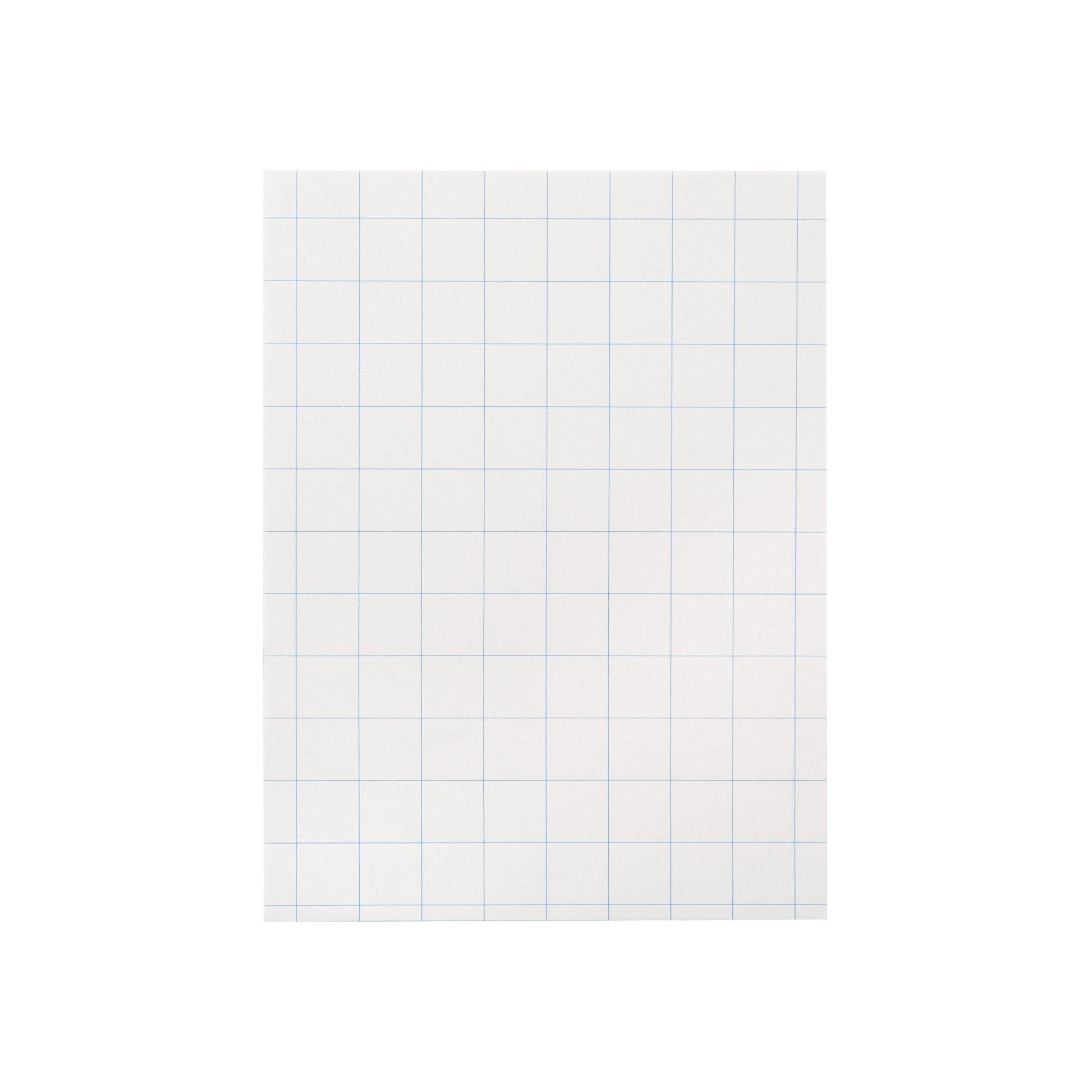 School Smart Graph Paper 1 Inch Rule 9 X 12 Inches White Pk Of 500 Graph Paper Ruled Paper Paper
