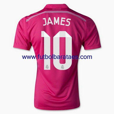 comprar camiseta de James del Real Madrid