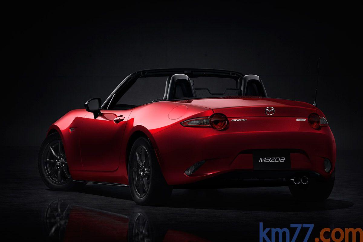 Mazda mx 5 gama mx 5 versi n con volante a la derecha