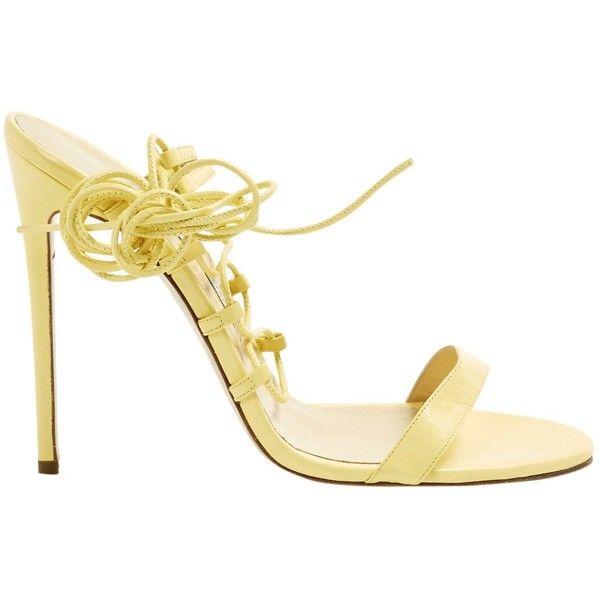 Pre-owned - Leather heels Bionda Castana nIyTEcjE