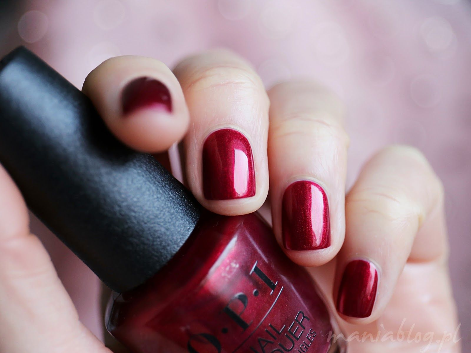 OPI, SENDING YOU HOLIDAY HUGS (Love OPI, XOXO) | Esmalte