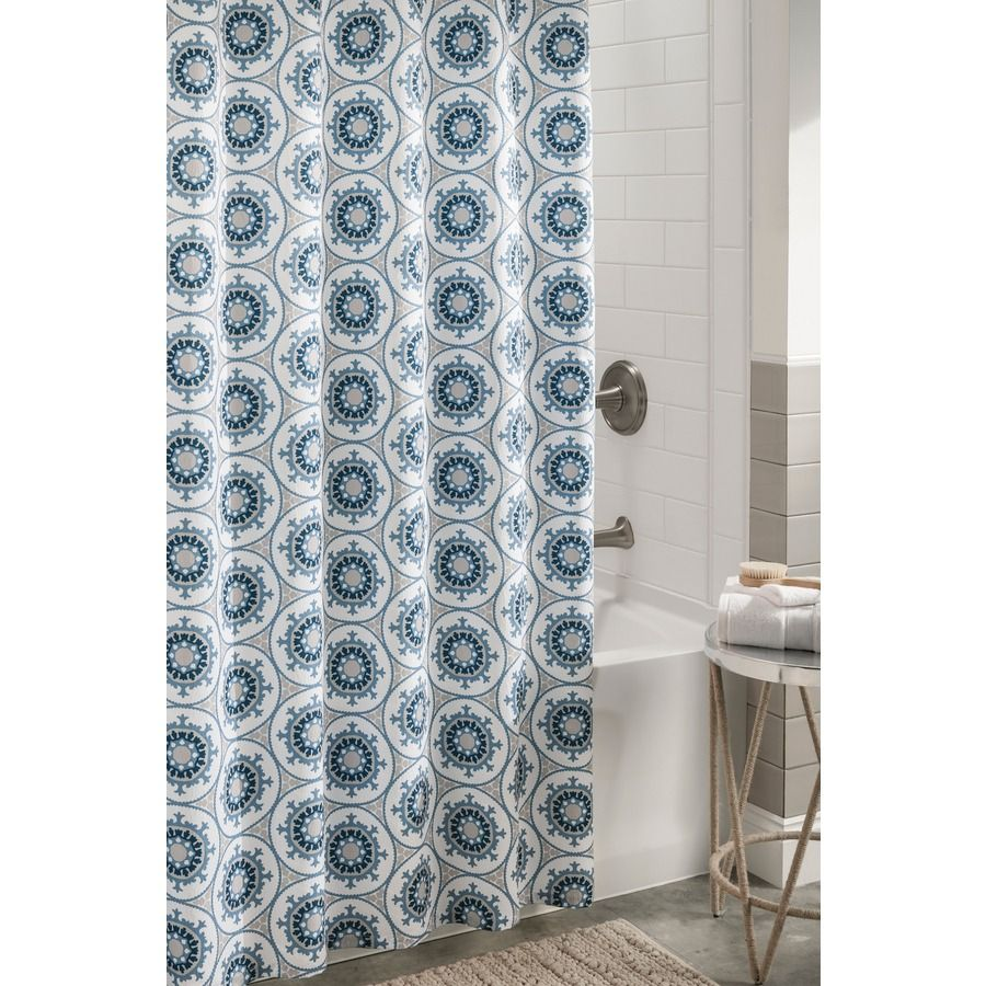 Revive Your Bathroom With A Globally Inspired Medallion Motif