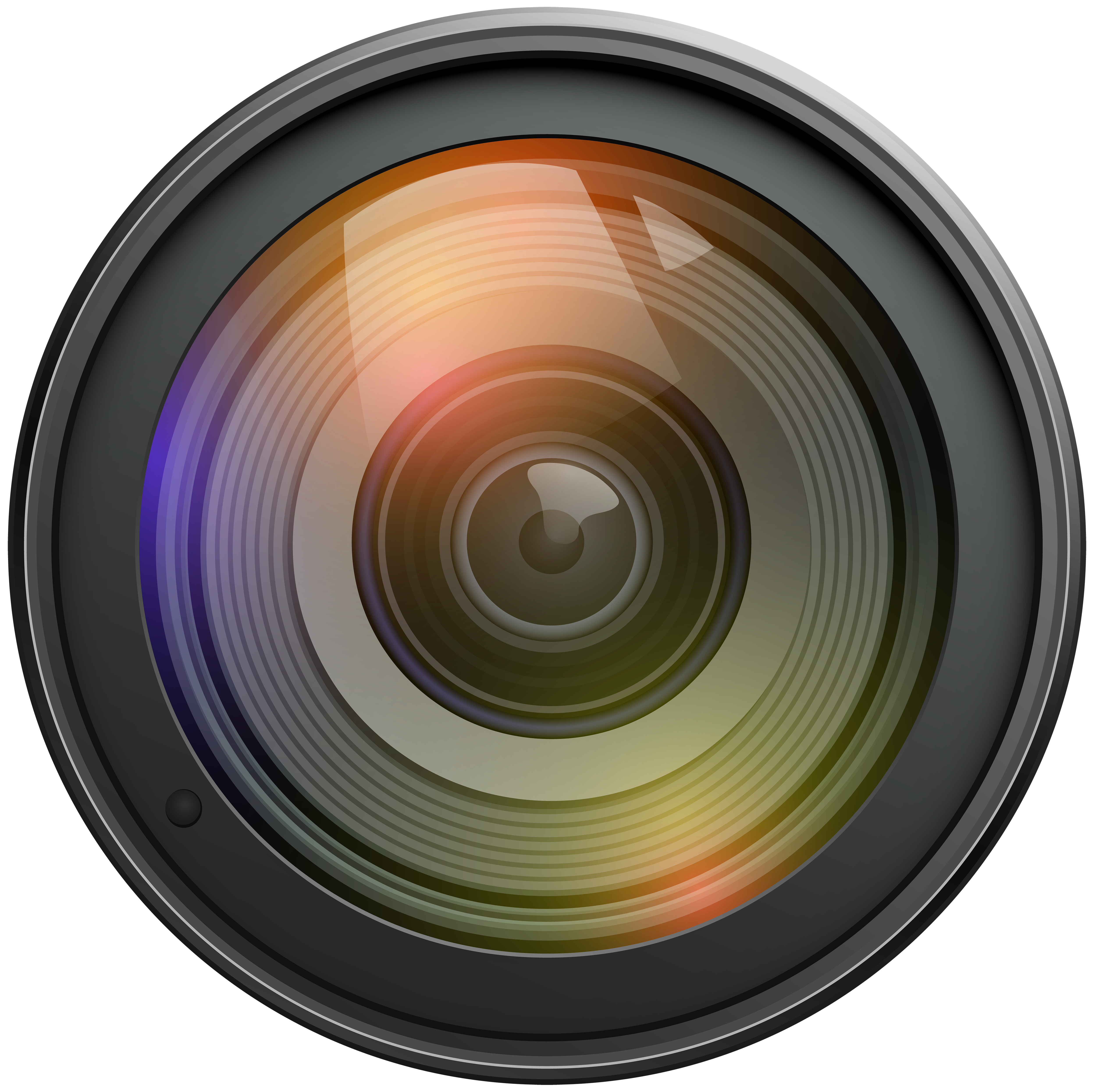 Lens Transparent PNG Clip Art Camera lens, Lens logo