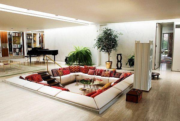Wohnzimmer innenarchitektur schone dekor stil ideas for Wohnzimmer innenarchitektur