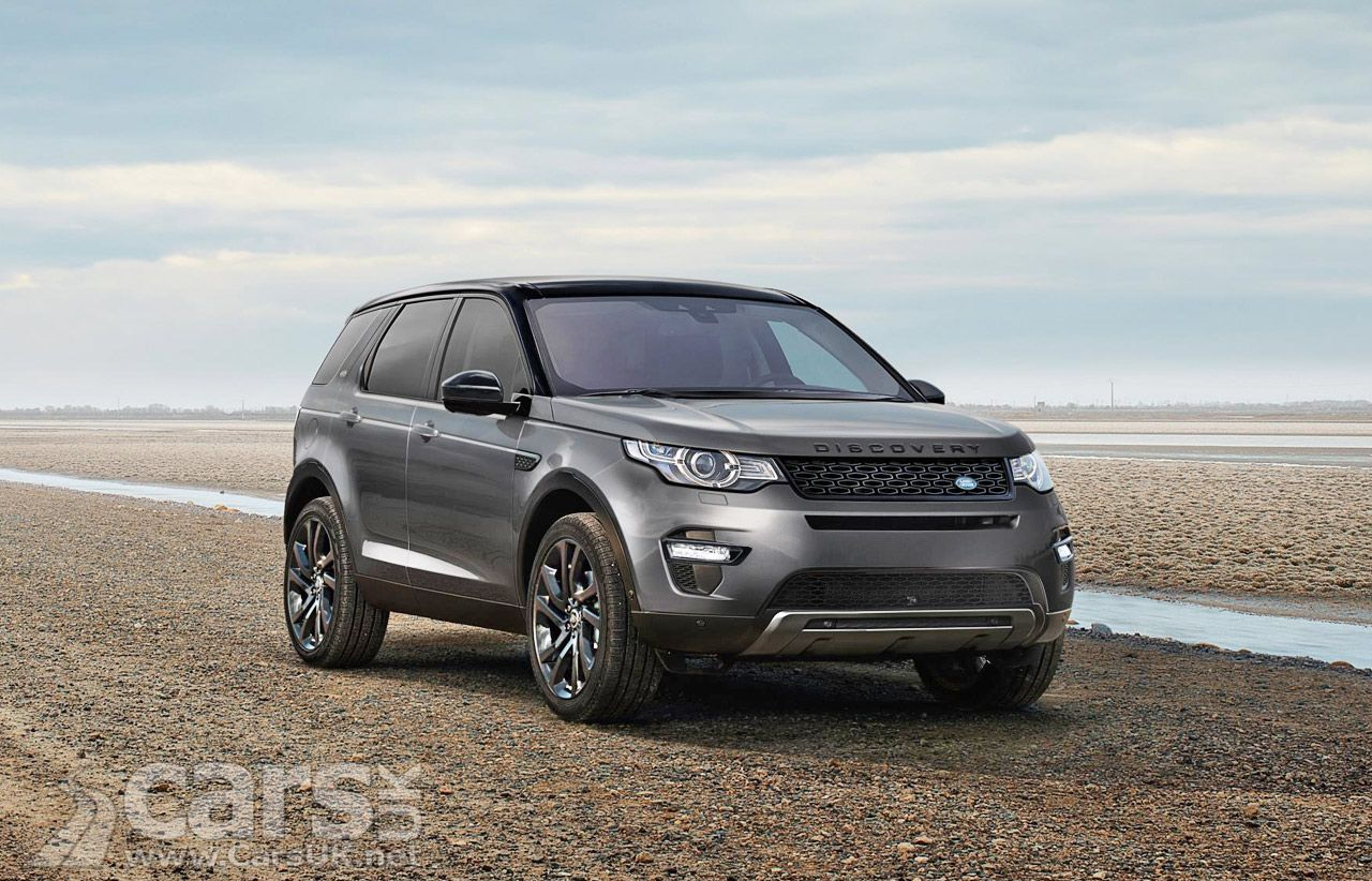Land Rover Discovery Sport gets TECHNOLOGY upgrades for