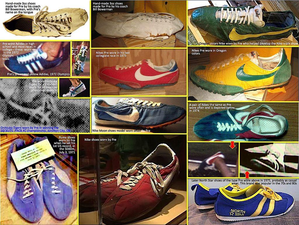Tvätta fönster Vingla Mordrin  Prefontaine's shoes | Steve prefontaine, Run happy, Track and field