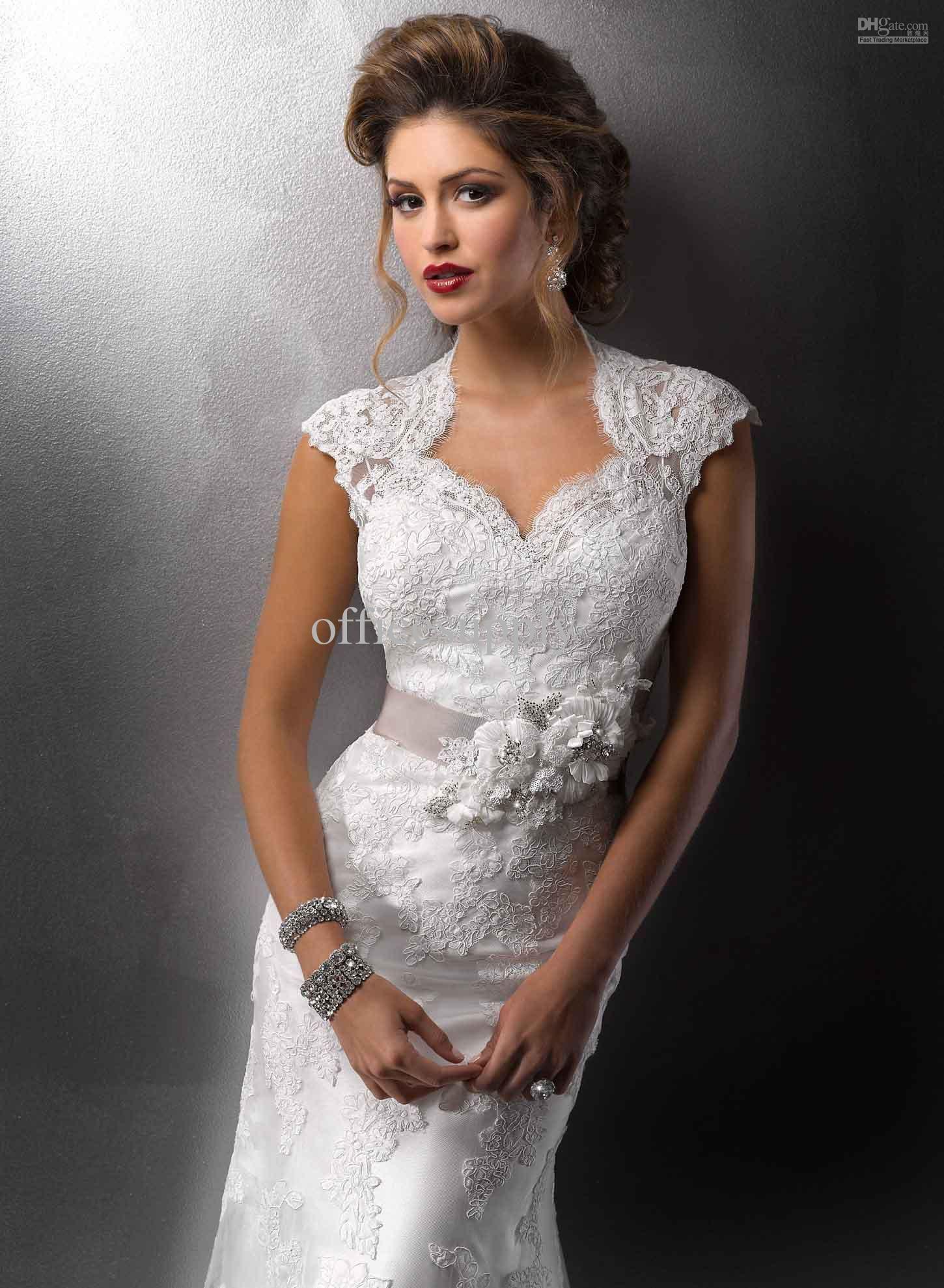 Short Wedding Dress with Leggings