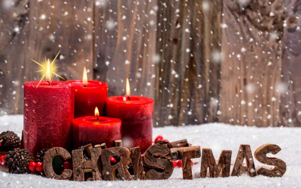 50 Weihnachtsbilder zum Versenden oder fürs eigene Vergnügen