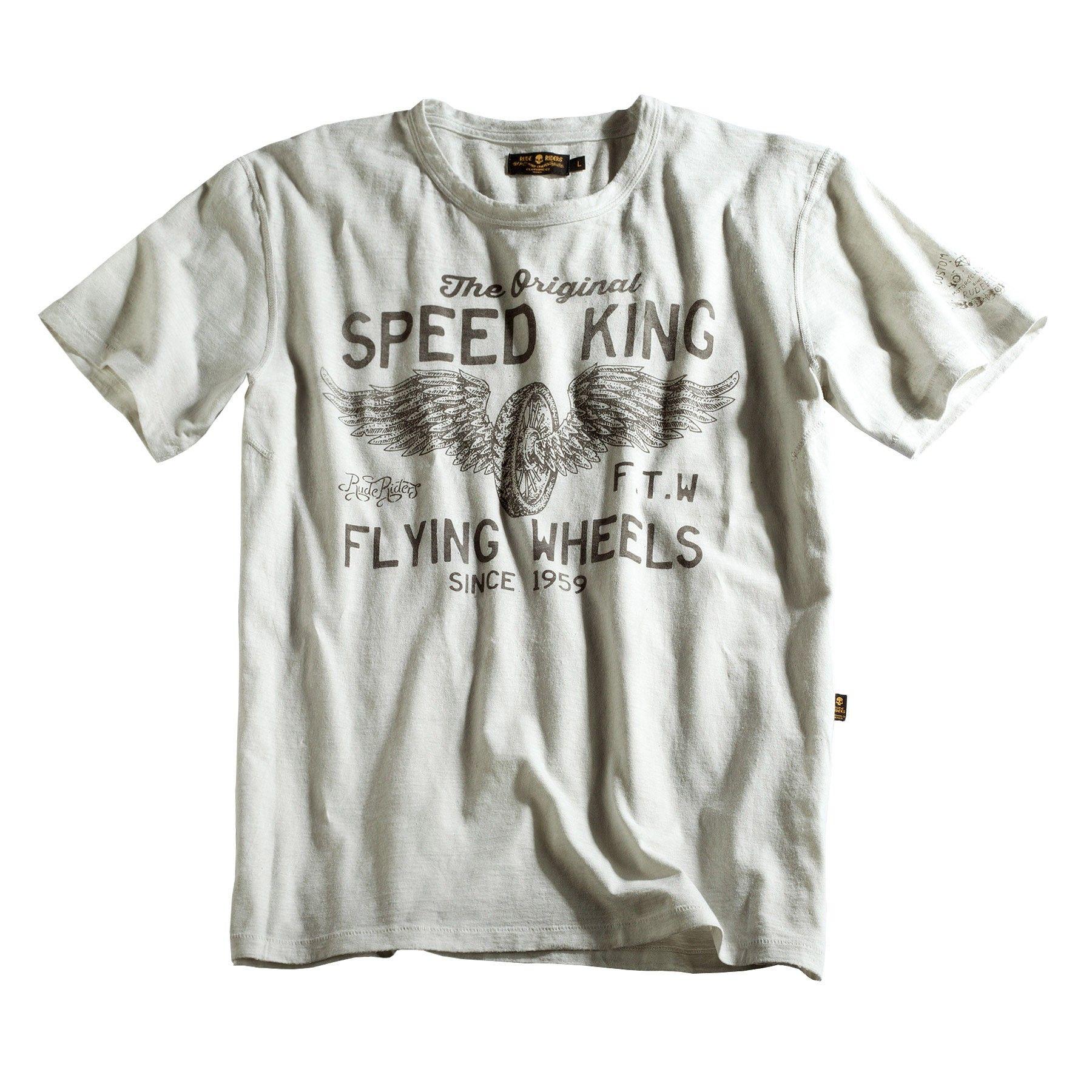 Rude Riders T-Shirt Speed King