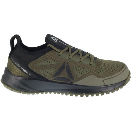 Reebok Men's All Terrain Work Shoes (Green Dark/Black, Size 16) - Lace St  Work Boots Shoes at Academy Sports | Reebok