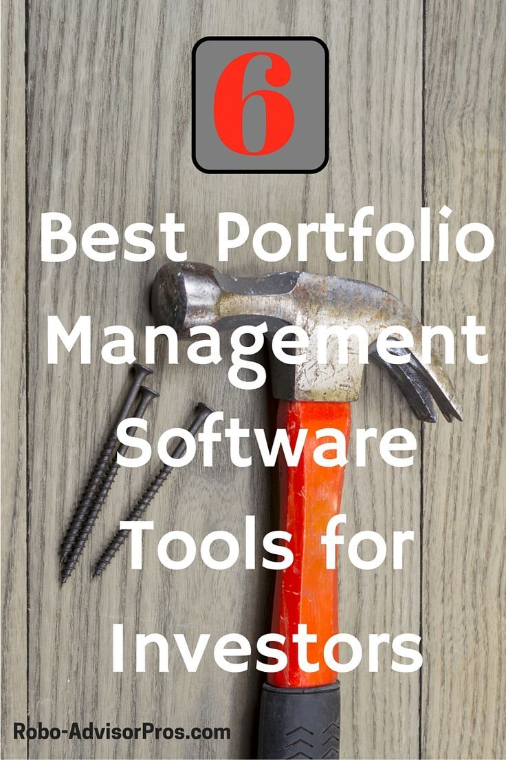 6 best portfolio management software tools for investors free to