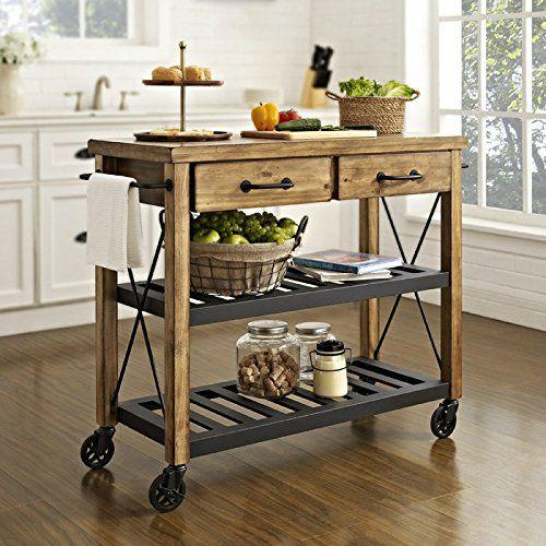 20 Best Kitchen Trolleys – Carts | kitchen | Kitchen cart ...