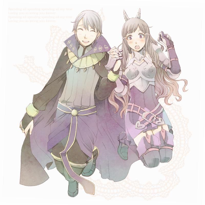 1boy thigh-highs armor white_hair fire_emblem thigh_boots ...Fire Emblem Awakening Henry Eyes