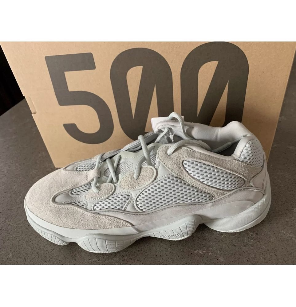 2acdac5eb492e Adidas yeezy 500 salt 12 authentic  fashion  clothing  shoes  accessories   mensshoes  athleticshoes (ebay link)