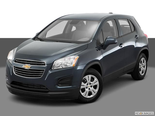 2016 Chevrolet Trax Ls New Car Prices Kelley Blue Book