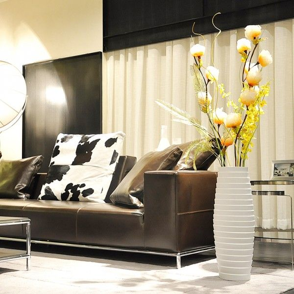 21 floor vase decor ideas - Decorative Floor Vases