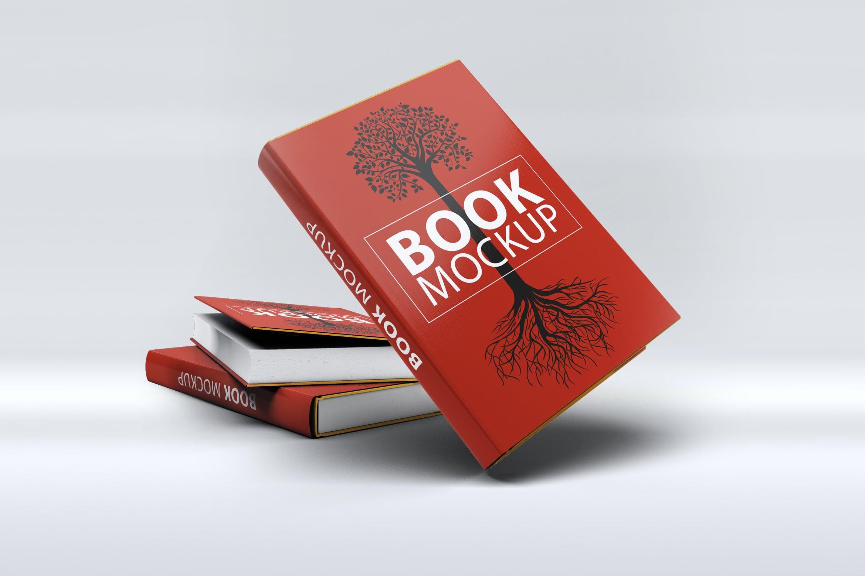 Book Mock-Up   Free Scene Mockups   Pinterest   Mockup and Template