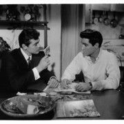 Gary Lockwood And Elvis Presley Share A Scene In It Happened At