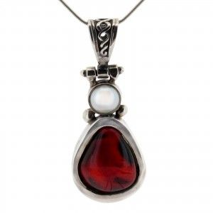 http://purpleleopardboutique.com/1141-2395-thickbox/burgundy-amber-and-pearl-pendant-sterling-silver-.jpg Amber pearl sterling silver pendant.