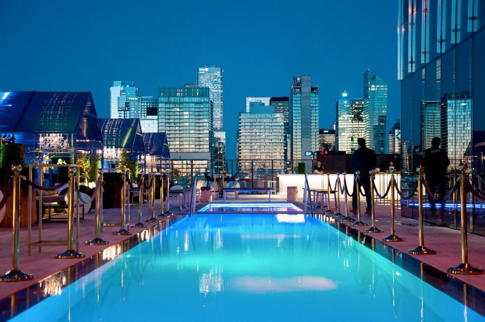 Top Things To Do In Toronto For Summer Rooftop Patios - The 12 best rooftop bars and patios in canada